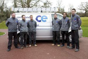 Command Electrical Ltd Our Values (1)
